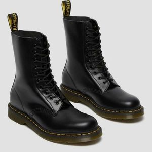 Dr. Martens 1490 Mid Calf Boots